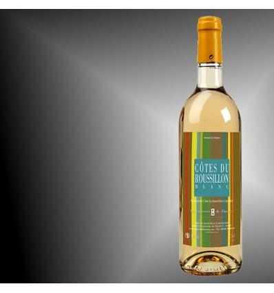 Côtes du Roussillon Blanc 75 cl