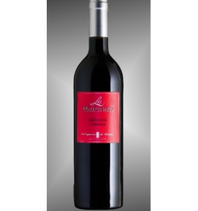"""Les Maurynates"" Rouge (Carignan) 2019 IGP Côtes Catalanes 75 cl CRD"