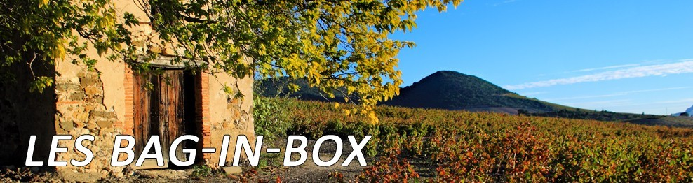 Bag in box Vignerons de Maury