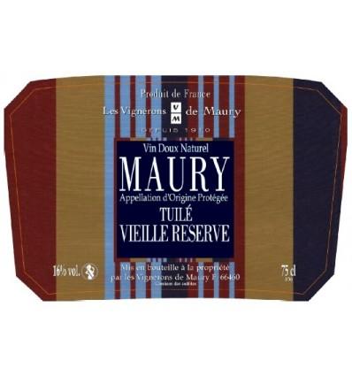 """Maury Tuilé """"Vieille Réserve"""""""