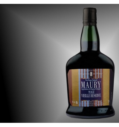 MAURY VIEILLE RÉSERVE 1998 AOP 75 cl