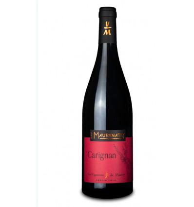 """Les Maurynates"" Rouge (Carignan) 2020 IGP Côtes Catalanes 75 cl CRD"