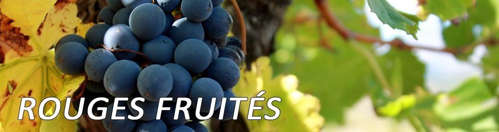 Rouges fruités